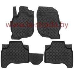 Новое поступление: модельные ковры в салон автомобиля, SRTK