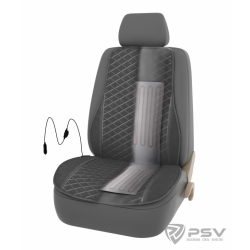 Новое поступление: накидки на сиденья с подогревом, PSV