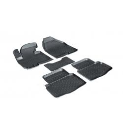 Новое поступление: модельные ковры SeiNtex в салон автомобиля